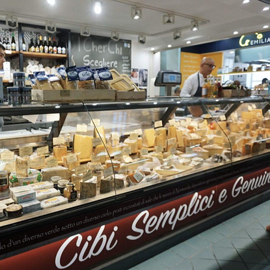 Box I Cherhi, Mercato di San Benedetto