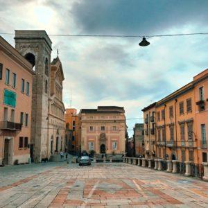 Cagliari, quartiere Castello