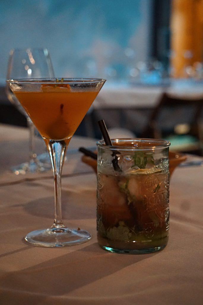 Cocktail Antica Dimora del Gruccione