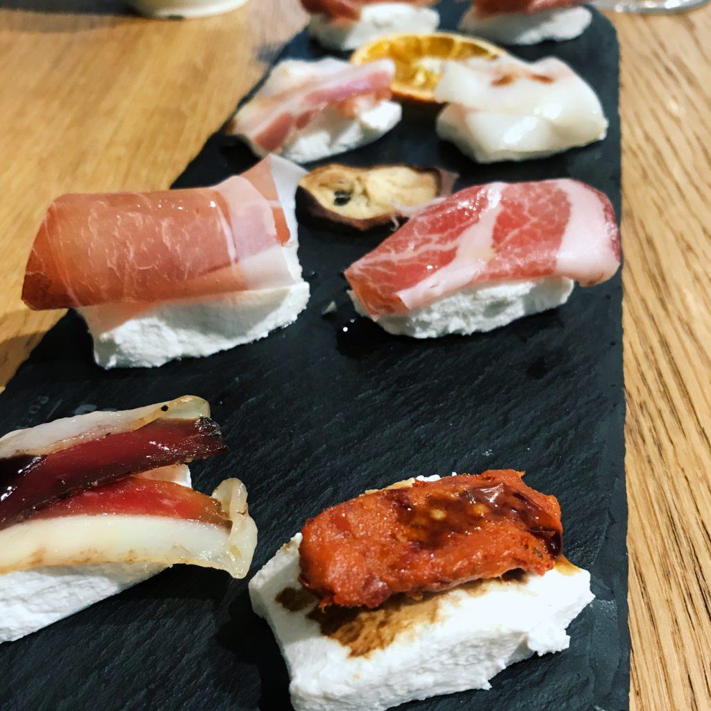 Aperitivo a Cagliari: Su Sushi alla Salsamenteria | © Jessica Cani