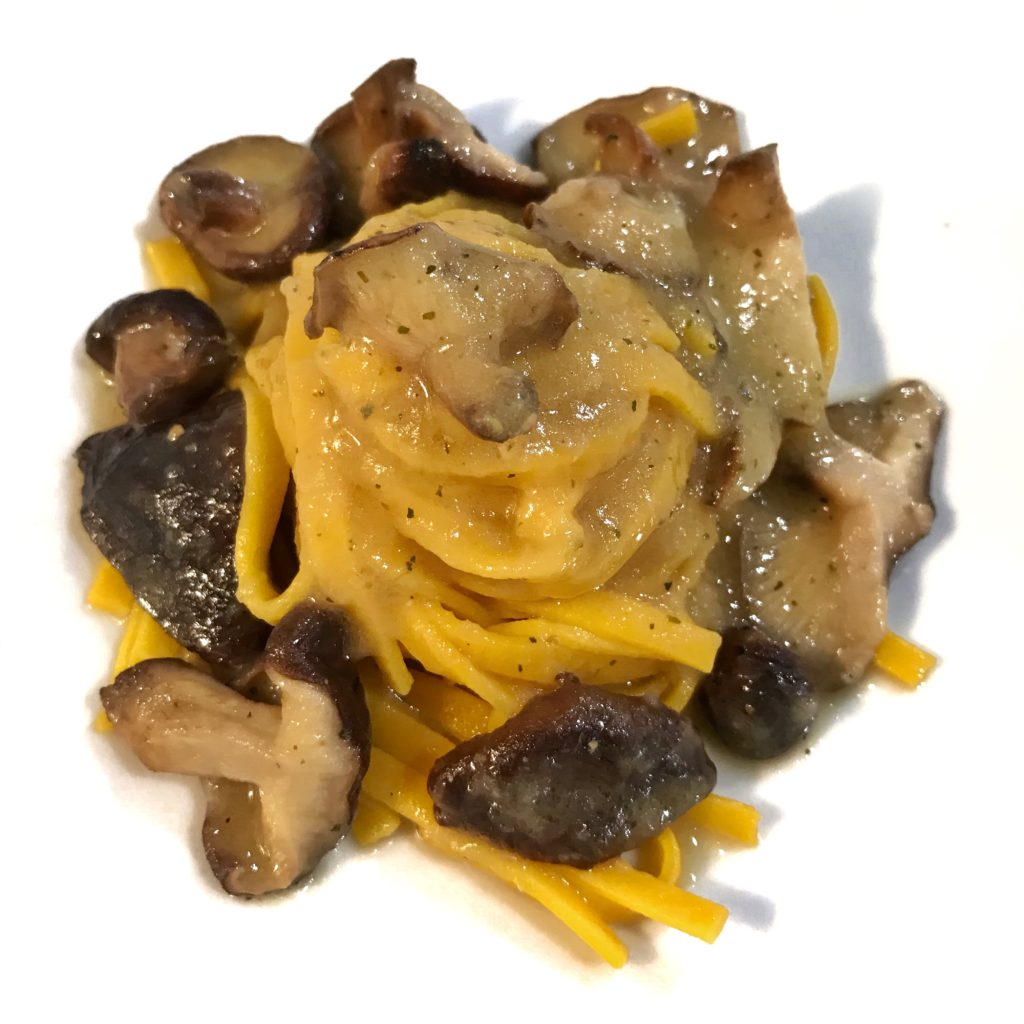 Tagliolino con i funghi de I Sarti del gusto | © Jessica Cani