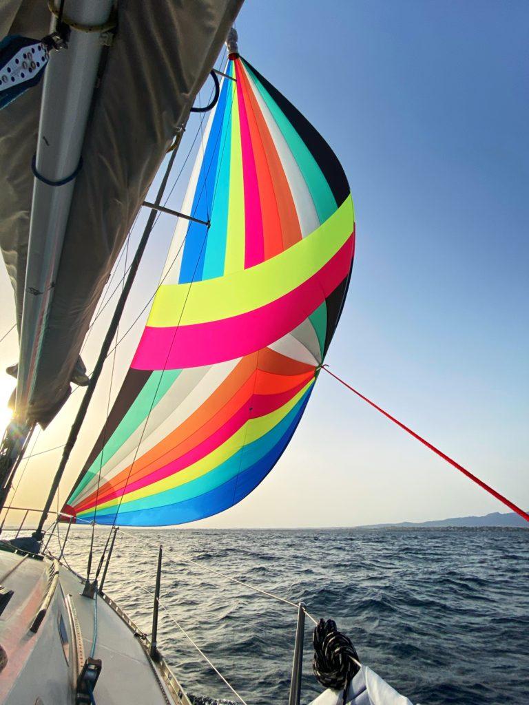 Tour in barca a vela con Sailover   ©Jessica Cani