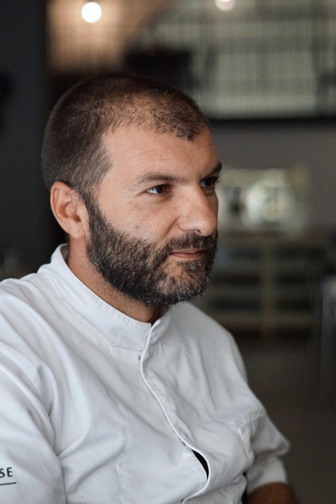 Giovanni Calvia, chef del ristorante Ficu a Sassari | ©Jessica Cani