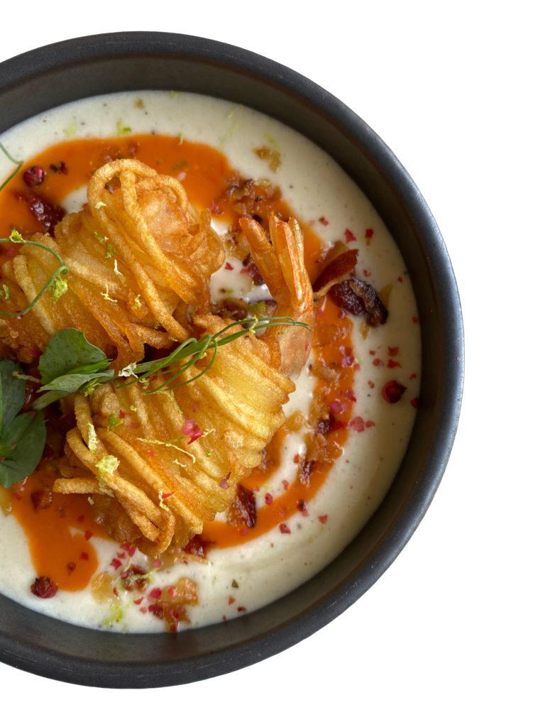 Gambero fritto: mangiare pesce a Dorgali al Merula  | © Jessica Cani