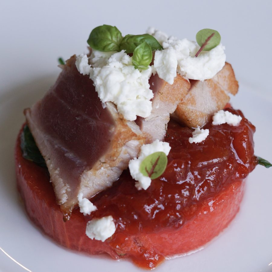 ristorante di pesce merula a dorgali